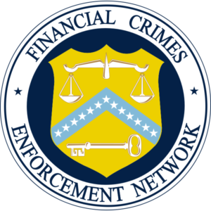 graphic financial crimes enforcement network logo