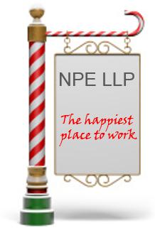 graphic north pole sign npe llc