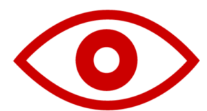 illustration icon eye