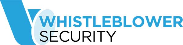 illustration logo whistleblower security
