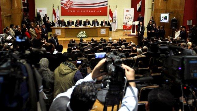 editorial gypt parliament