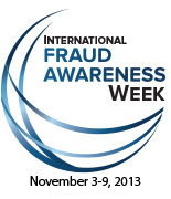 stock illustration fraud awareness week