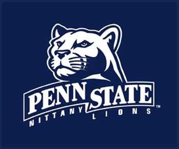 graphic illustration penn state logo nittany lion