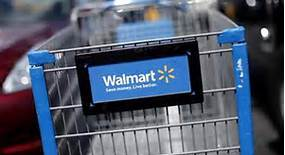 photo walmart shopping cart