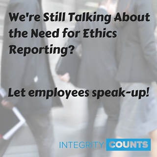 Ethics Reporting