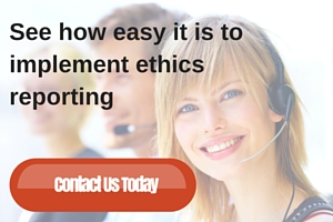 Contact us for ethics reporting solutions