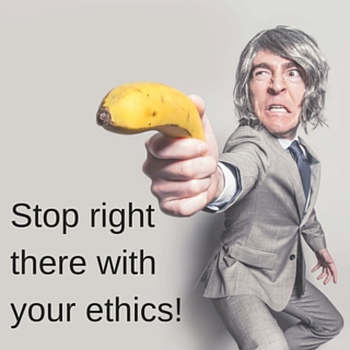 Seriously, who needs an ethics hotline