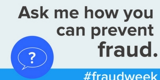 Fraud Week - Because Fraud Sucks