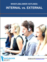 Whistleblower Hotlines: Internal vs. External